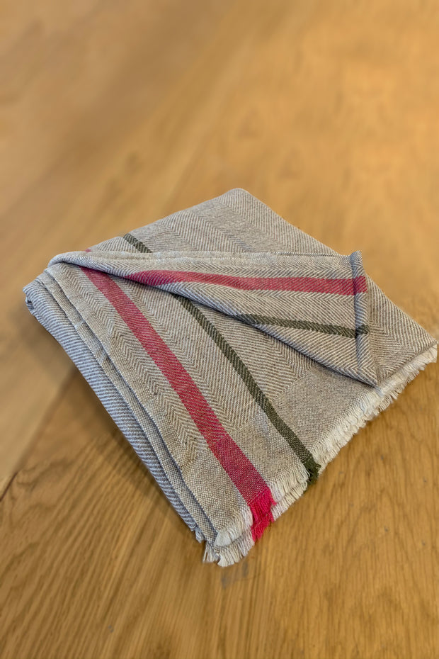 Nest Factory Cashmere Campfire Throw - AUSTRALIA