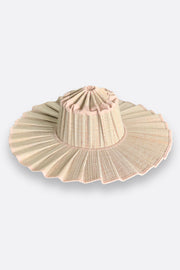 Lorna Murray Ladies Tumbled Ivory Capri Hat