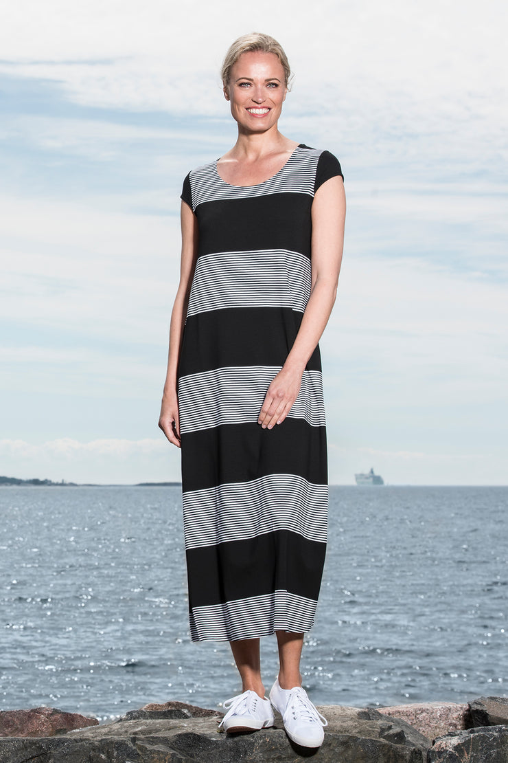 Ritva Falla Chia Jersey Dress