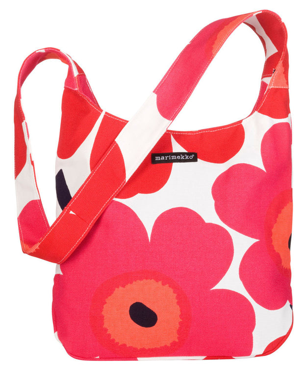Marimekko Marimekko Clover Shoulder Bag Red/White - KIITOSlife - 1
