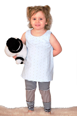KiitosKids Tiny Dot Kids Dress