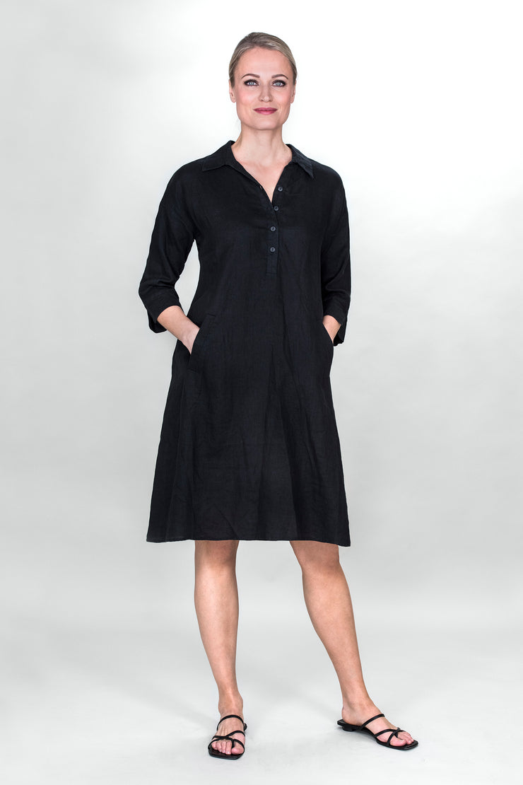 Ritva Falla Festo Linen Dress