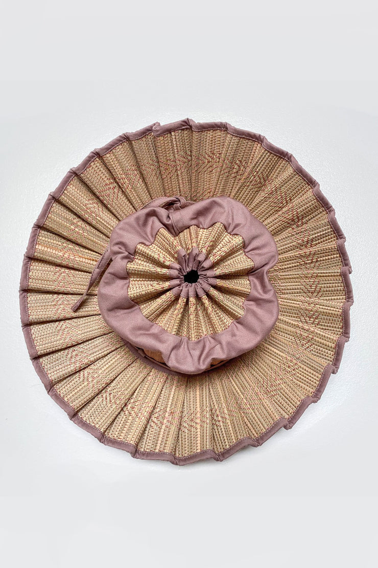 Lorna Murray Ladies Flores Bungalow Vienna Hat