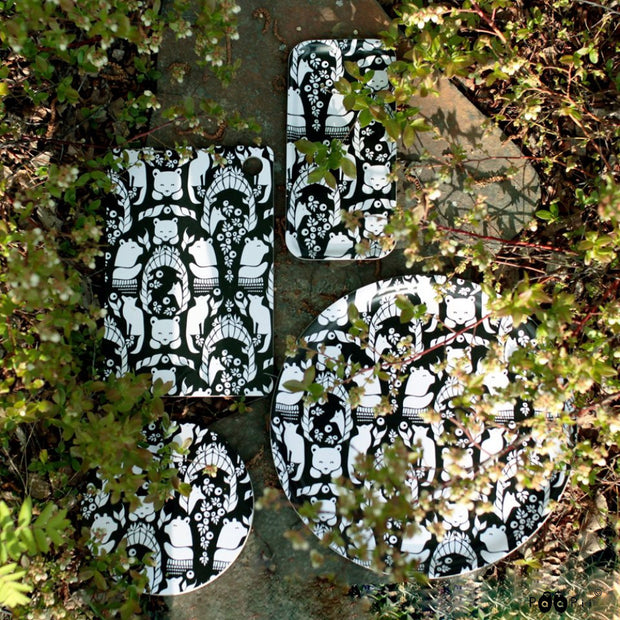 PaaPii Gates of Pohjola Trivet Black/White