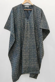 Nest Factory Kaftan w/Pockets Blue Stripes
