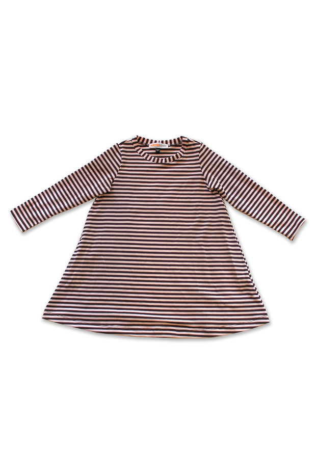 KIITOSlife KiitosKids Baby Stripe Kids Dress - KIITOSlife - 1