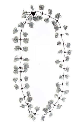 Annemieke Broenink Lace Necklace Summer Powder Blue