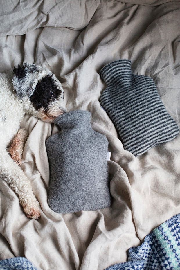 Lapuan Kankurit Uni Grey Hot Water Bottle