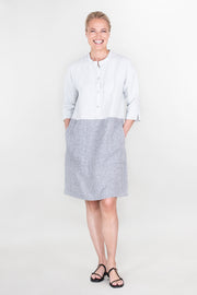 Ritva Falla Leona Dress Grey