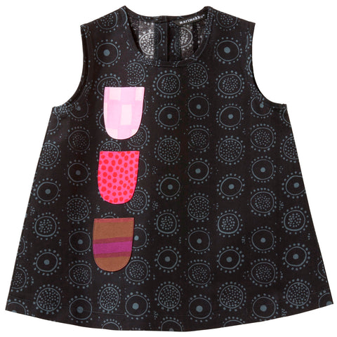Marimekko Toddler Kids Classic Kurkistus Dress