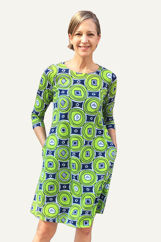 Kiitoslife Modern Circles Dress