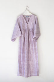 Nest Factory Lounging Maxi Dress Lavender