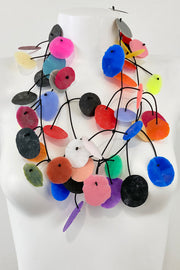 Annemieke Broenink Tetri Poppy Necklace Multi