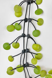 Annemieke Broenink Pop Dot Necklace Avocado