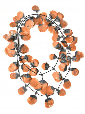 Annemieke Broenink Poppy Necklace Copper