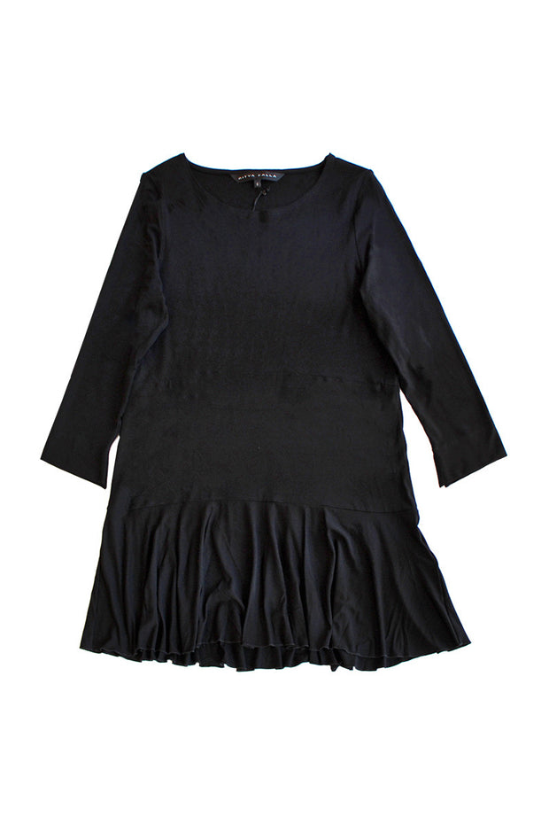 Ritva Falla Ritva Falla Spiga Tunic Dress Black - KIITOSlife - 2