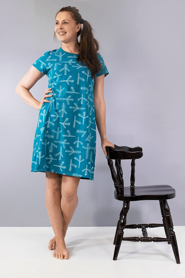 PaaPii Havu Salla Organic Cotton Jersey Nightgown