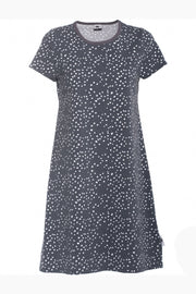 PaaPii Spotty Salla Organic Cotton Jersey Nightgown