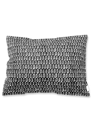 See Design Standard Pillow Shams Pair Lomo Black/Grey