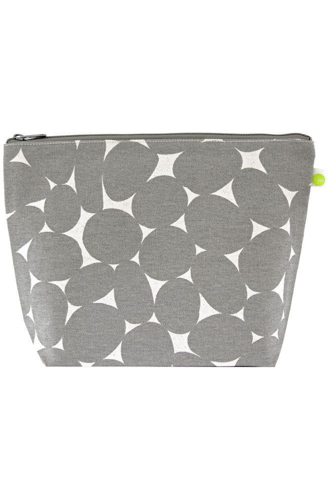See Design See Design Travel Pouch X-Large Bag Stones Grey/White - KIITOSlife