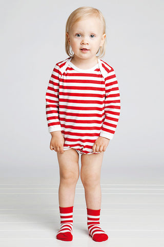 Marimekko Verna Kids Socks Classic Red/White