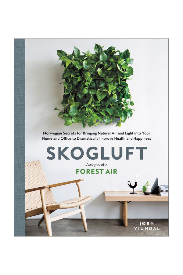 Skogluft Book