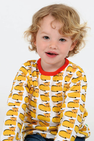 Sture&Lisa Kids Tiger T-Shirt