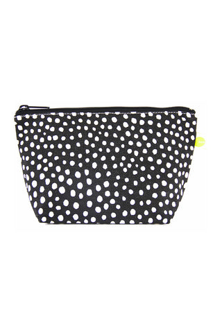 See Design Travel Pouch Small Spots Black/White