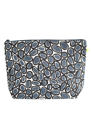 75aa4cf25a See Design Travel Pouch X-Large Bag Gems Black Grey