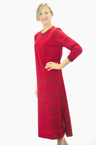 Ristomatti Ratia Tyrsky Gown Red/Dark Red