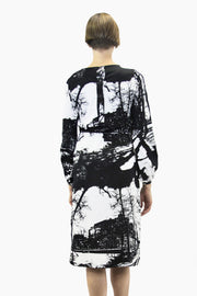 Ristomatti Ratia Espa Tyven Dress Black/White