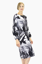 Ratia Espa Tyven Dress Black/White