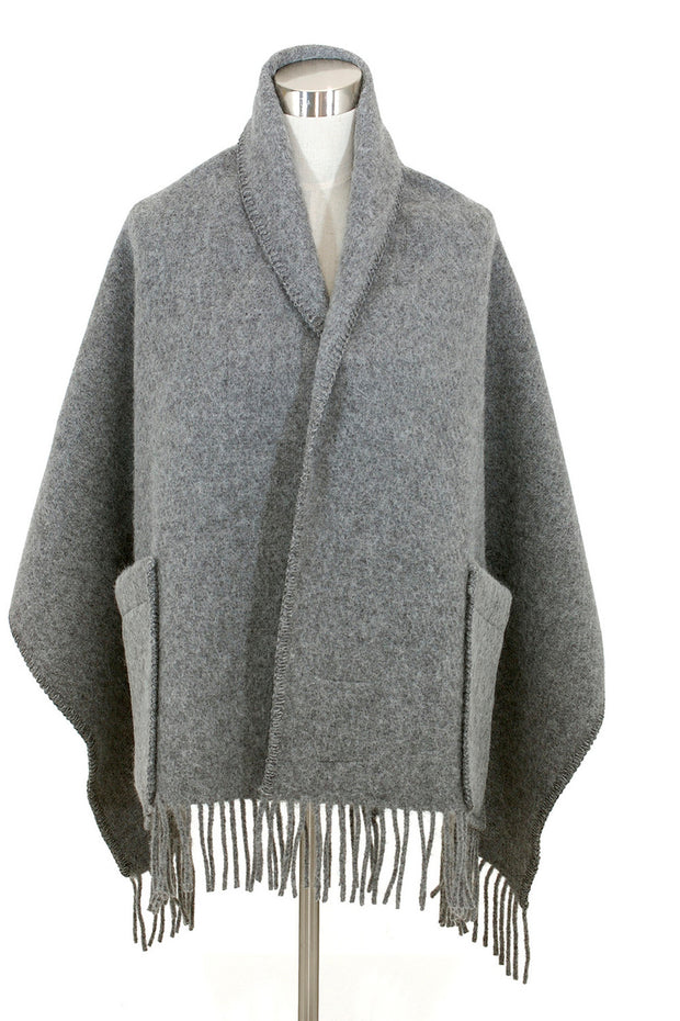 Lapuan Kankurit Uni Pocket Shawl Grey