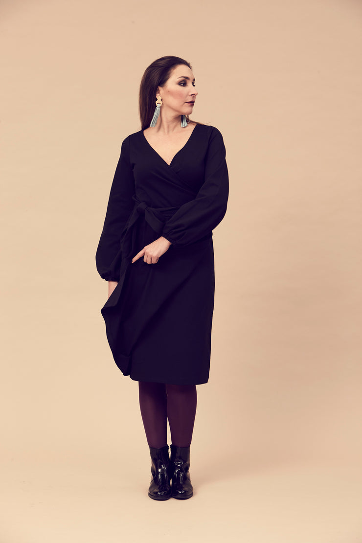 Ratia Viima Dress Black