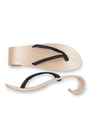 Marita Huurinainen Kuutamo Wave Sandals Black