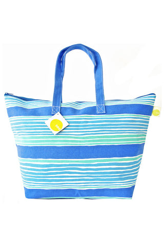See Design Weekender Bag Capri Blue