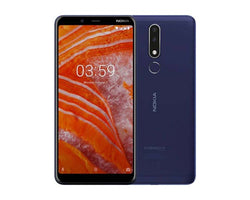 NOKIA MOBILE 3.1 PLUS TA 1118 3GBRAM-32GB BLUE