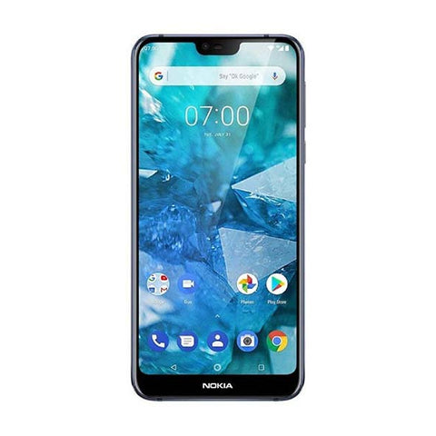 NOKIA MOBILE 7.1 TA 1097 4GBRAM-64GB BLUE