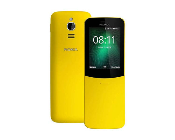 NOKIA MOBILE 8110 4G TA-1059 YELLOW
