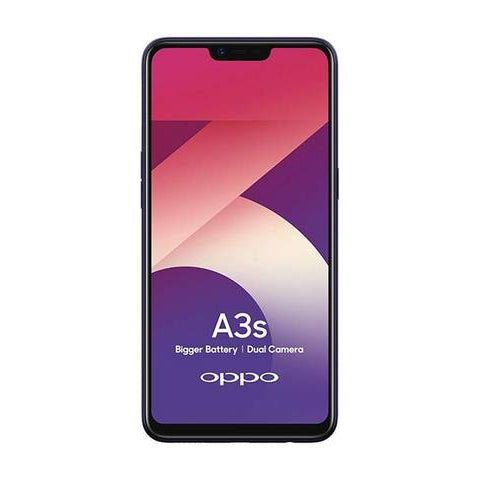 OPPO MOBILE A3S 2GB PURPLE