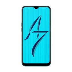 OPPO MOBILE A7 BLUE