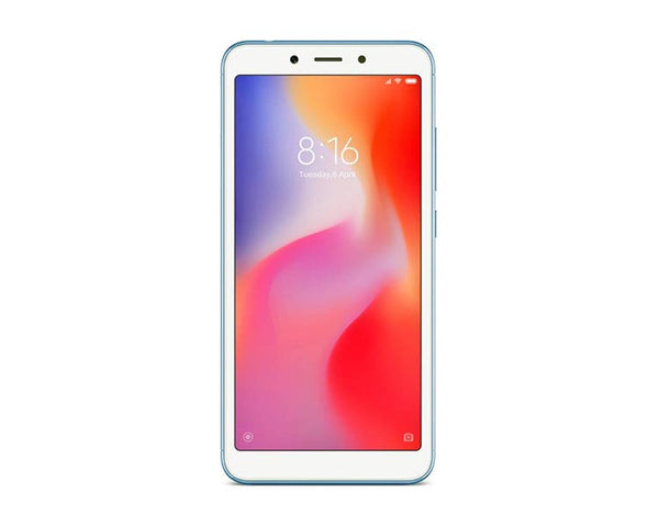 XIAOMI MOBILE REDMI 6 3+32GB BLUE