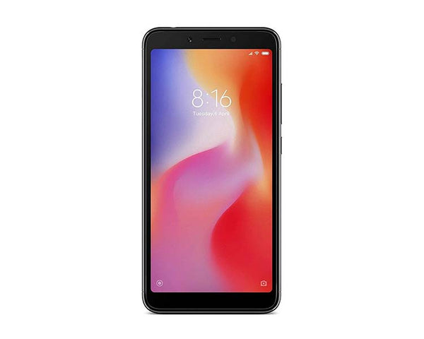 XIAOMI MOBILE REDMI 6A 2+16GB BLACK
