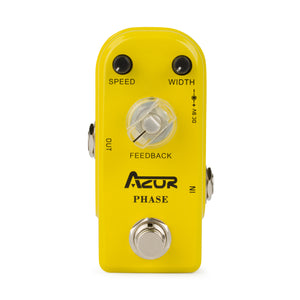 AZOR AP-301 Mini Phase Effects Pedal