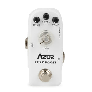 AZOR AP-304 Pure Boost Mini Guitar Effects Pedal