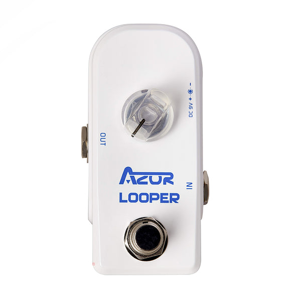 AZOR AP-313 Mini Looper Guitar Effects Pedal