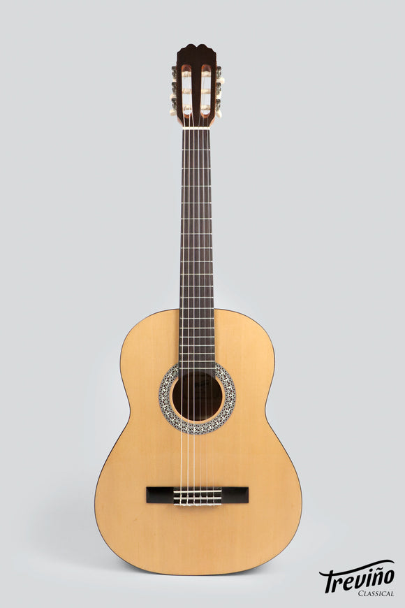 Trevino C393 Classical Guitar Nylon String with bag and tuner
