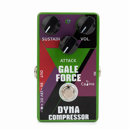 Caline CP-52 Gale Force Dyna Compressor