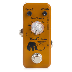Movall MP-301 VanGolem Phaser Mini Phase Pedal