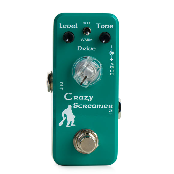 Movall MP-315 Crazy Screamer Mini Overdrive Pedal